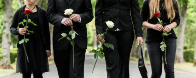 Loss of a Spouse or Family Member