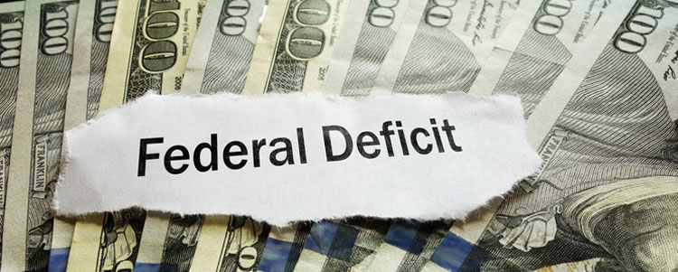 If Deficits Are This Huge Now, What Happens When the Recession Hits?