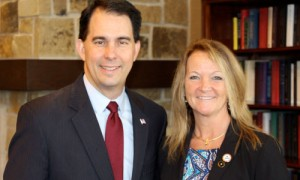 heather-lindsley-wisconsin-governor-scott-walker